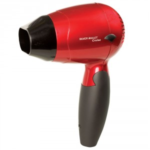 Silver Bullet Worldwide Cruise Travel Hair Dryer