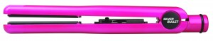 Silver Bullet Attitude Hair Straightener in pink from i-glamour.com