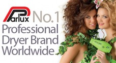 Parlux No.1 Worldwide for Professional Hair Dryers