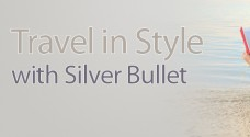 Silver Bullet Worldwide Dual Voltage Hair Appliances
