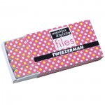 Tweezerman Hot For Dots Matchbox Itty Bitty Nail Files