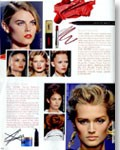 Hair FX Bobby Pins seen in Marie Claire, March 2012