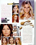 BaBylissPRO 25mm Ceramic Curling Tong seen in Marie Claire, March 2012