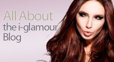 All About the i-glamour.com Blog