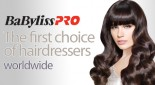 Together with BaBylissPRO the future of hair is limitless!