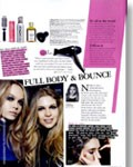 Not Your Mother's, BaBylissPRO & Robert de Soto seen in Grazia