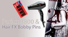 Parlux 3800 &amp; Hair Fx Bobby Pins seen in Marie Claire, April 2012