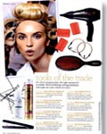 Parlux 3800 & Hair FX Bobby Pins seen in Marie Claire