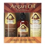 Argan Oil by BaBylissPRO Styling Cream Kit