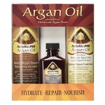 Argan Oil by BaBylissPRO Hair Treatment Kit
