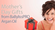 Mother&#039;s Day Gifts from BaBylissPRO Argan Oil