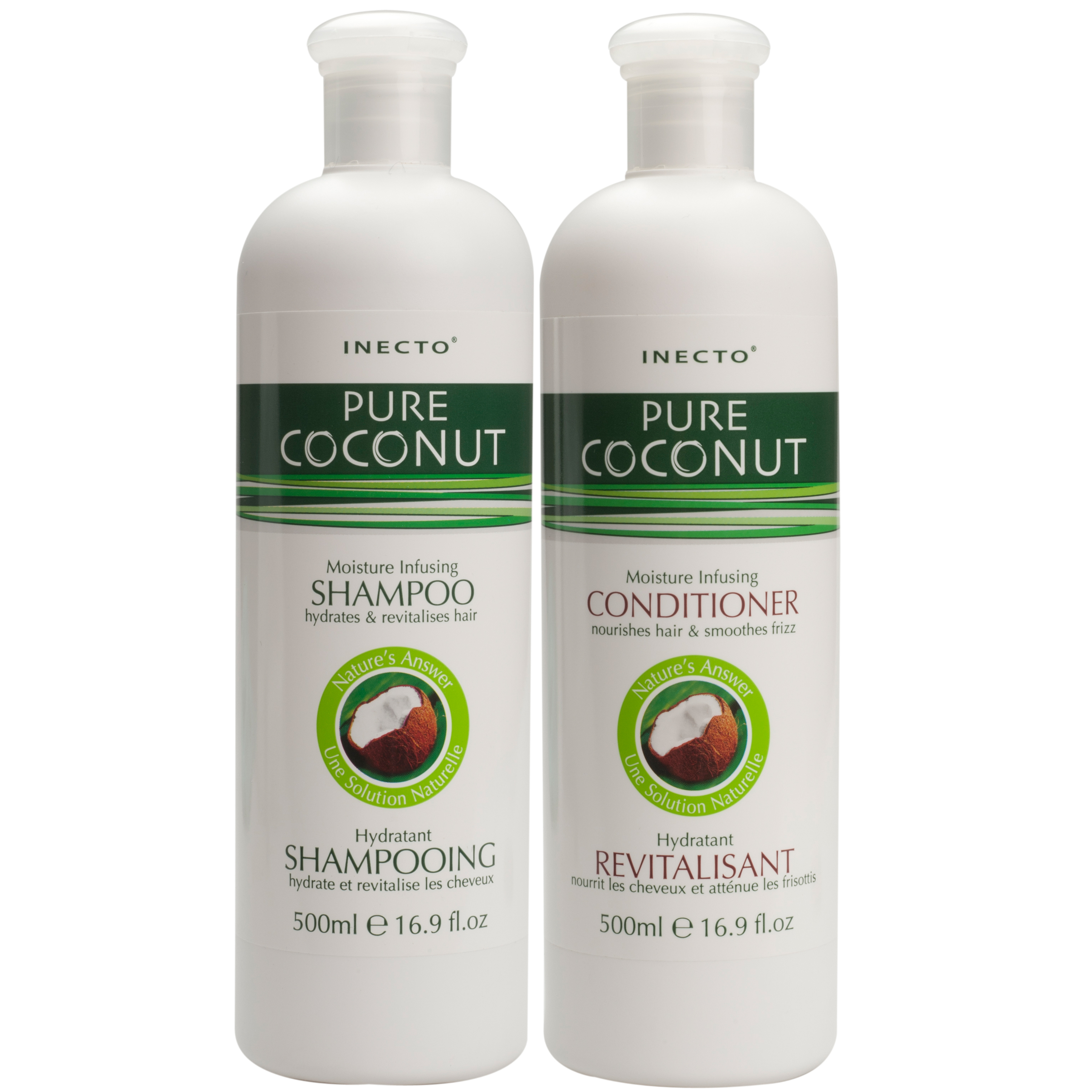 It S A Moisture Miracle For Hair And Skin With Inecto And