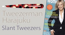 Tweezerman Harajuku Slant Tweezers seen in The Australian Woman&#039;s Weekly