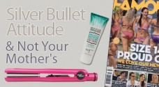 Silver Bullet and Not Your Mother&#039;s seen in Famous magazine