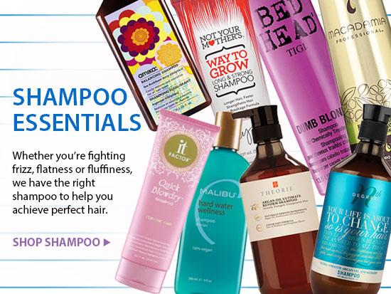 Shop Shampoos at i-glamour.com