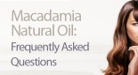 Macadamia Natural Oil Frequently Asked Questions from i-glamour.com