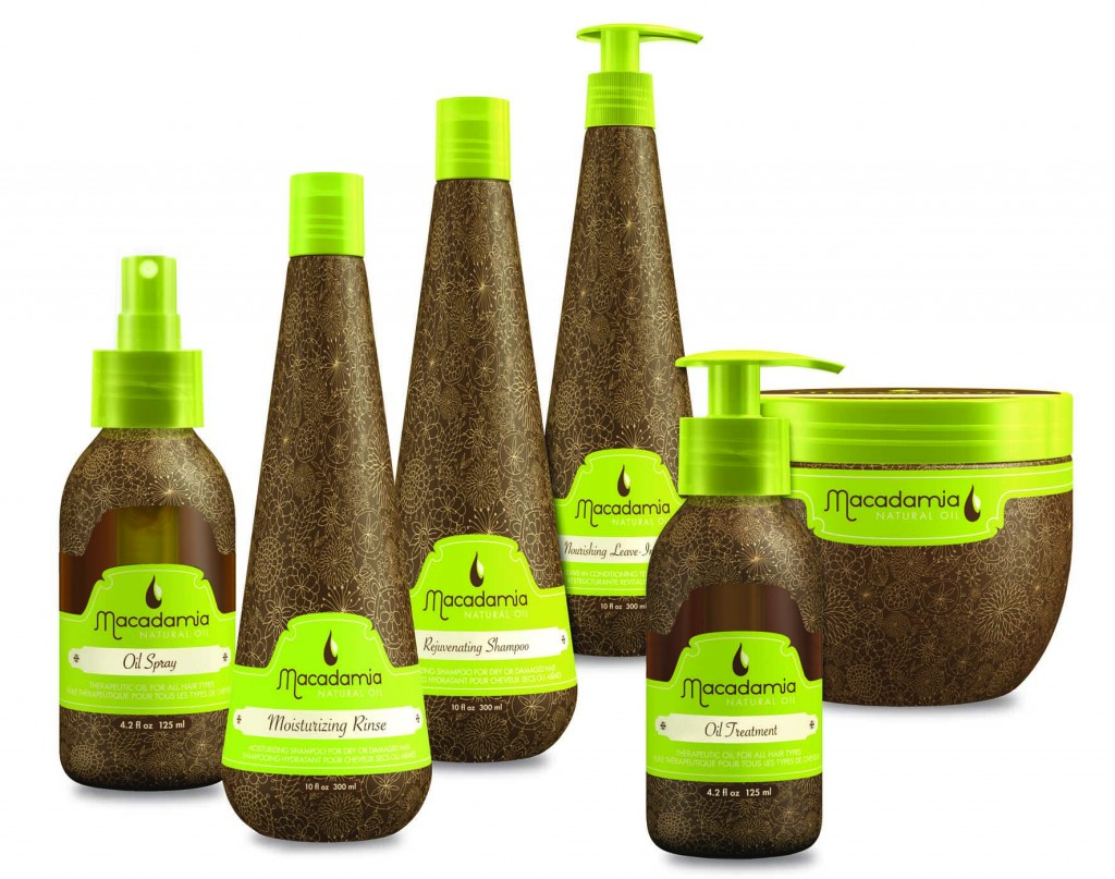 Macadamia Natural Oil Hair Care Collection
