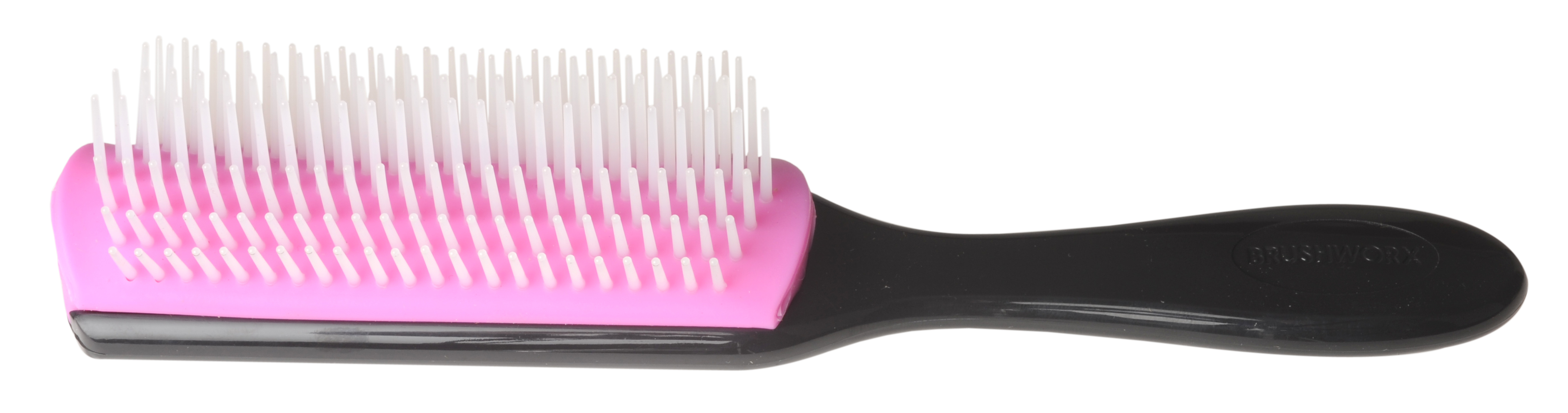 Silicone hair brush