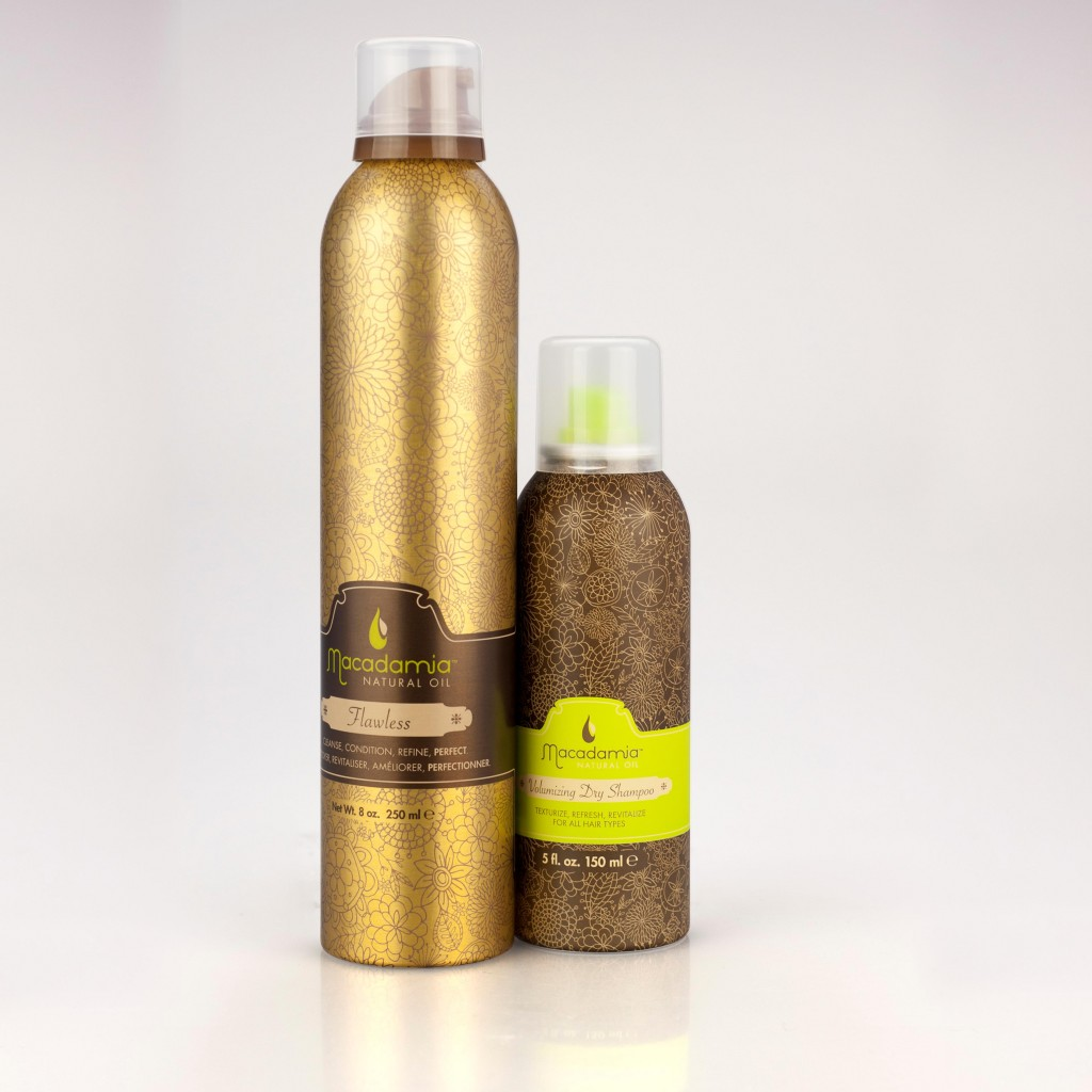 Macadamia Natural Oil Flawless and Volumizing Dry Shampoo