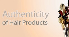 Are Your Hair Care Products Authentic?