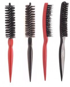 Brushworx Teasing and Bottle Hair Brush Collection