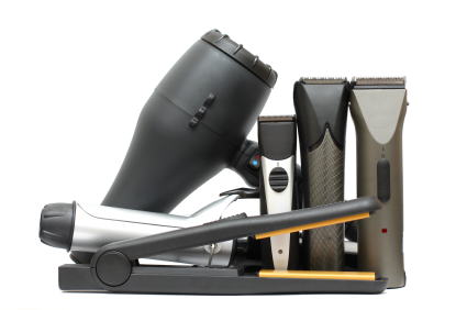 What are the benefits of ceramic hair tools and appliances?