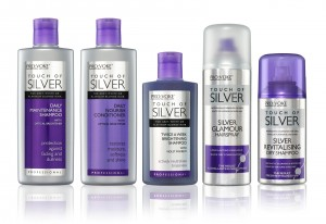 PROVOKE Touch of Silver Hair Care Range for grey, white and blonde hair