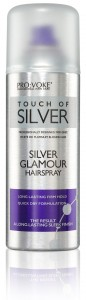 PROVOKE Touch of Silver Glamour Hairspray