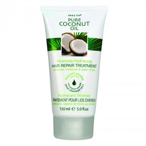 INECTO Pure Coconut Oil Moisture Miracle Hair Repair Treatment