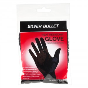 Silver Bullet Heat Resistant Glove from i-glamour