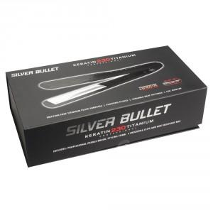 Silver Bullet Keratin 230 Titanium Hair Straightener from i-glamour