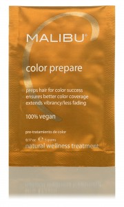 Malibu C Colour Prepare Hair Treatment from i-glamour.com