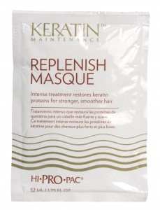 Hi Pro Pac Keratin Maintenance Replenish Hair Treatment from i-glamour.com