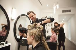 Parlux 3200 Hair Dryer in Rachel Zoe's DreamDry Salon