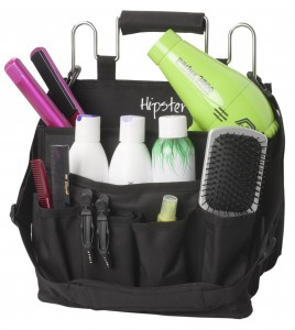 Hipster Open Tote Equipment Bag