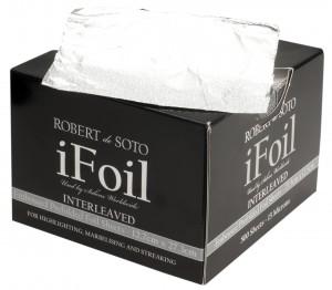 Robert de Soto iFoil Interleaved Foil 500 Sheets