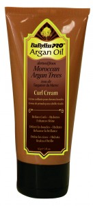 Argan Oil by BaByliss PRO Curl Cream 100mL