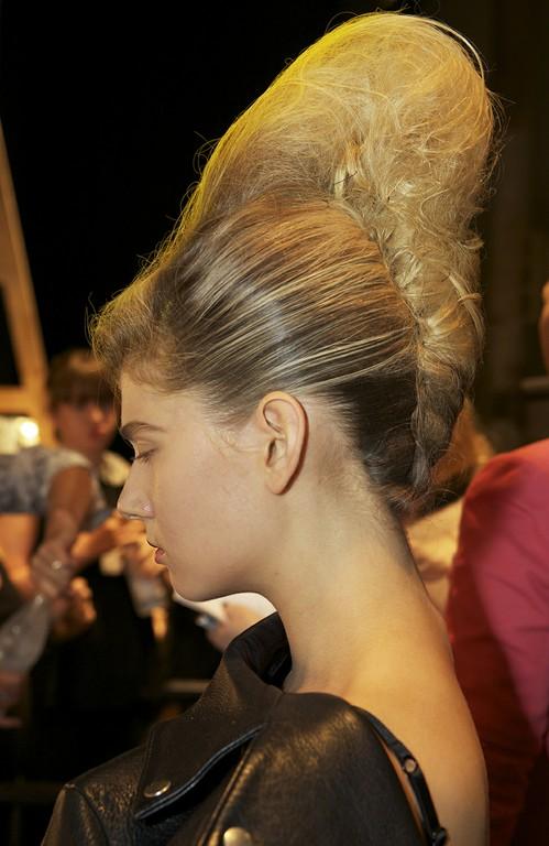 Hair by: Renya Xydis