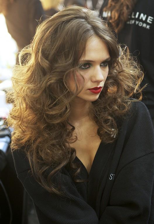 Hair by: Frankie Endersbee