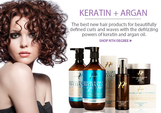Nth Degree Argan & Keratin