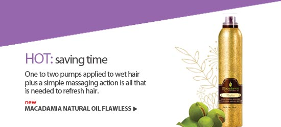 Macadamia Natural Oil Flawless from i-glamour.com