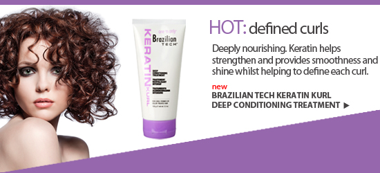 Provides smoothness and shine whilst helping to define each curl.