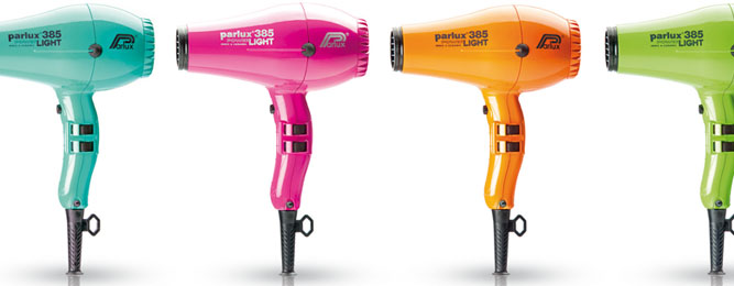 The new Parlux 385 Hair Dryer is in Australia and it's a bewdy mate. The best yet!