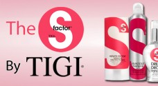 TIGI S Factor Hair Care: Why You Need the S Factor!