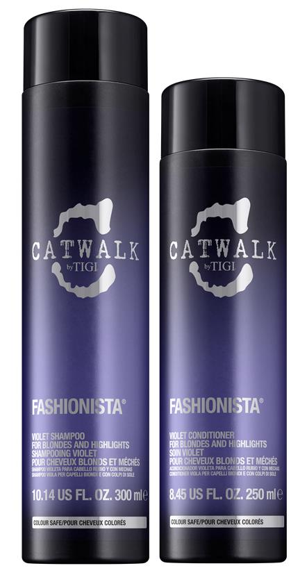 TIGI Catwalk Fashionista Violet Hair Care