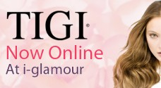 TIGI Professional Now available from i-glamour.com