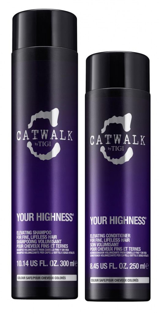 TIGI Catwalk Your Highness Elevating Shampoo and Conditioner