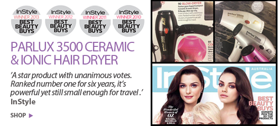 'A star product with unanimous votes. Ranked number one for six years, it's powerful yet still small enough for travel .' InStyle