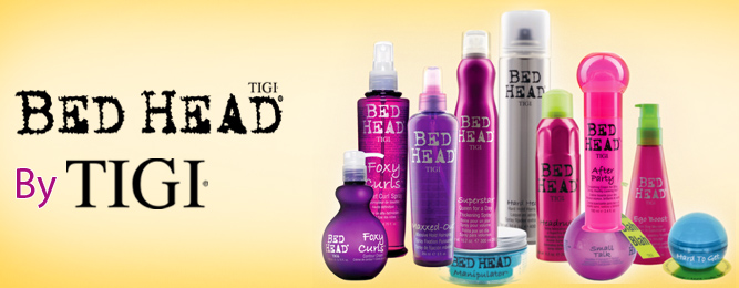 TIGI Bed Head: Your Hair, Your Way with Bed Head by TIGI