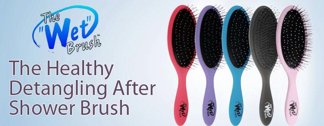 The Wet Brush: The Best Ever Detanglers. Ever!